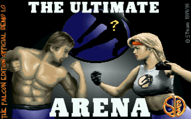 Ultimate Arena [Falcon030]